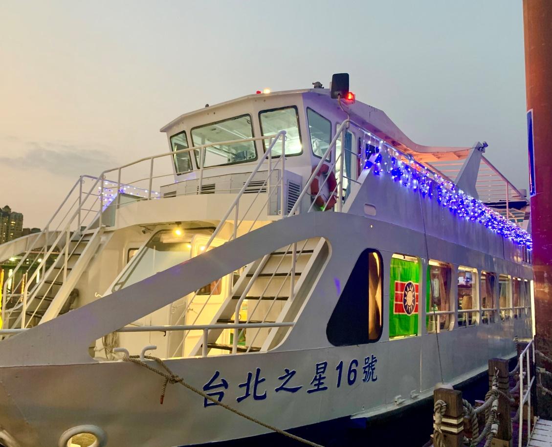 台北之星外觀